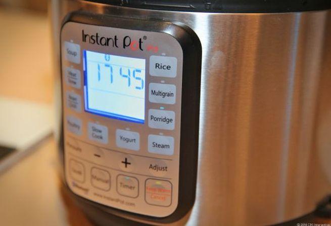 Ace Sensor Instant Pot Bluetooth enabled pressure cooker_3