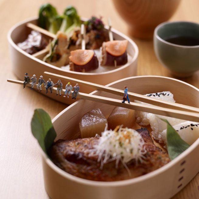 Amazing food art by Pierre Javelle and Akiko Ida_12