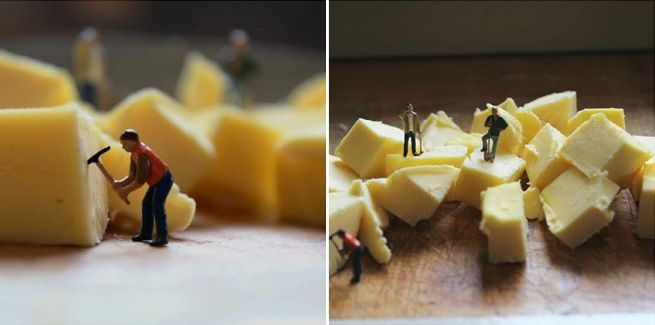 Amazing food art by Pierre Javelle and Akiko Ida_13