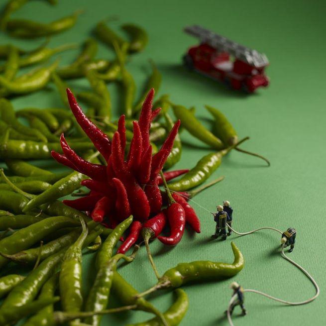 Amazing food art by Pierre Javelle and Akiko Ida_15