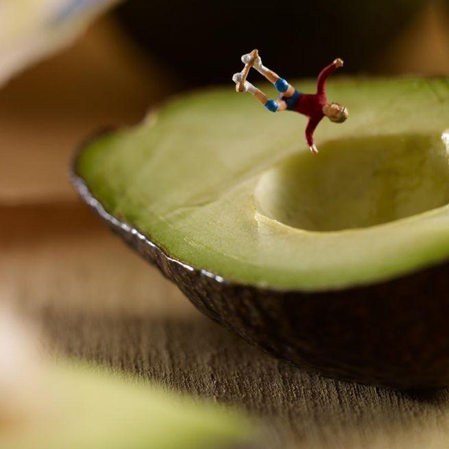 Amazing food art by Pierre Javelle and Akiko Ida_7