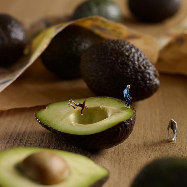 Amazing food art by Pierre Javelle and Akiko Ida_8