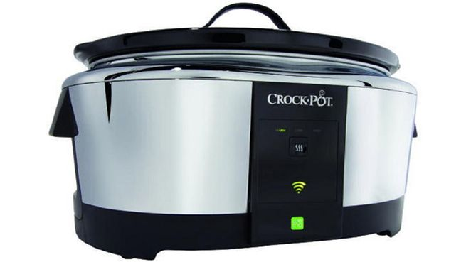Belkin Crock-Pot Smart slow cooker