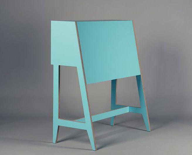 Cabinet desk by Laura Petraityte_1