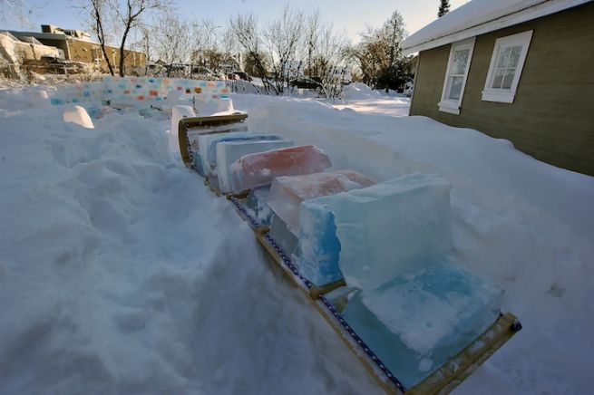 Ice Fort by Chris Marchand_5