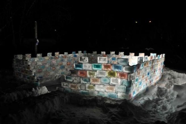 Ice Fort by Chris Marchand_9