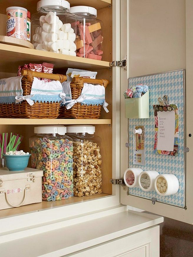 10 Cool Kitchen Tricks To Streamline Your Storage Space