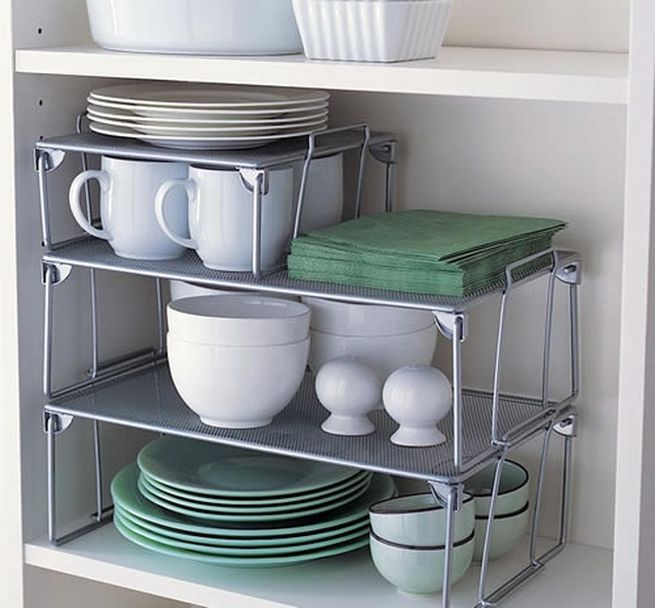 Kitchen tricks for storage space_9