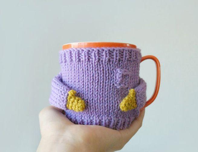 Knit coffee mug sweaters_2