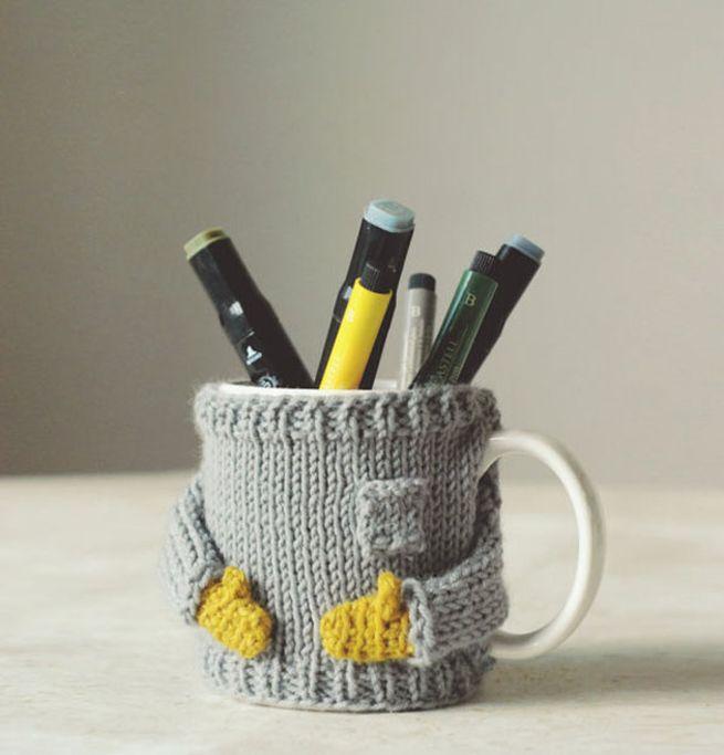 Knit coffee mug sweaters_4