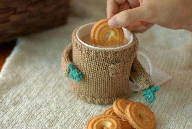 Knit coffee mug sweaters_5