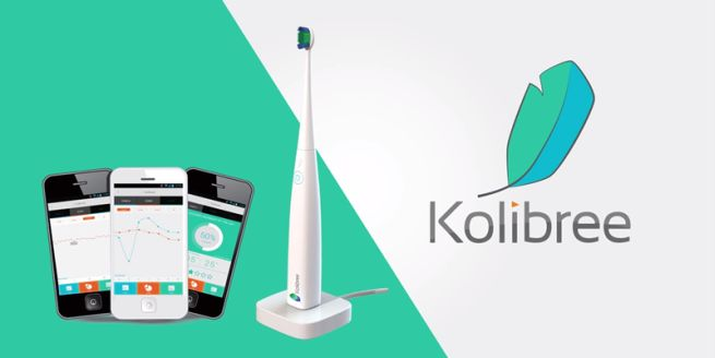 Kolibree unveils advanced Bluetooth connected electric toothbrush_1