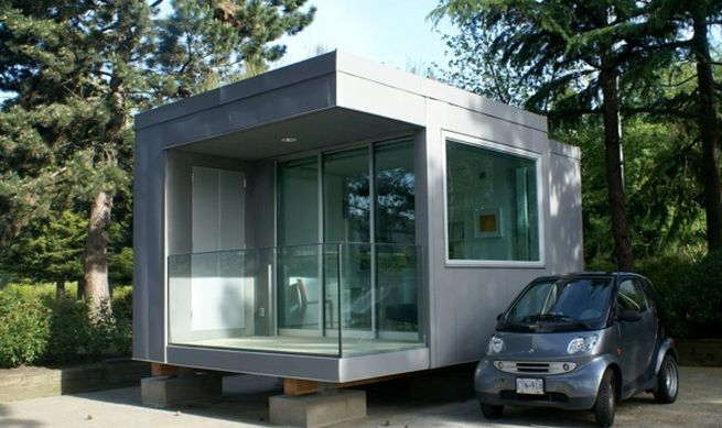 L41 modernist compact house