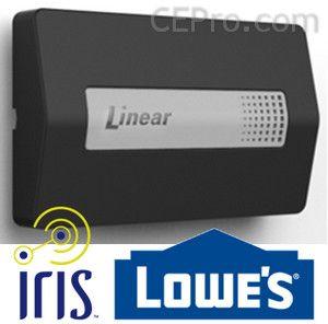 Linear UL compliant garage door opener_1