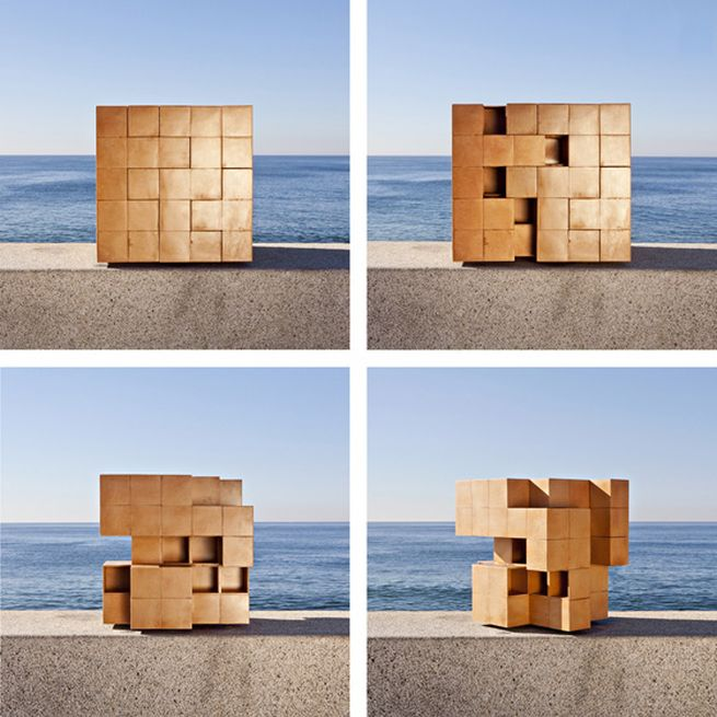 Puzzle table by Alberto Dias Ribeiro_3