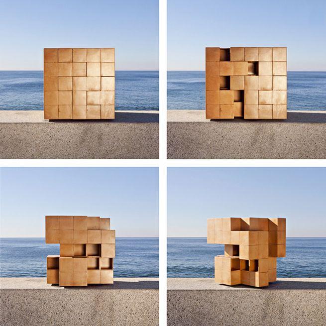 Puzzle table by Alberto Dias Ribeiro_3