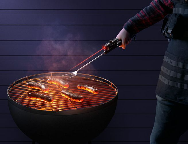 TGX Tactical BBQ Fork_2