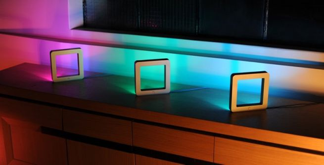 smart lamp from Holi_2