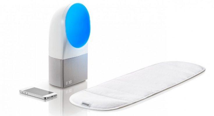 withings aura sleep monitoring