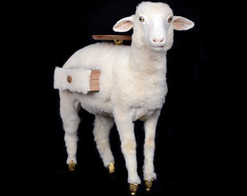 sheep furniture salvador dali