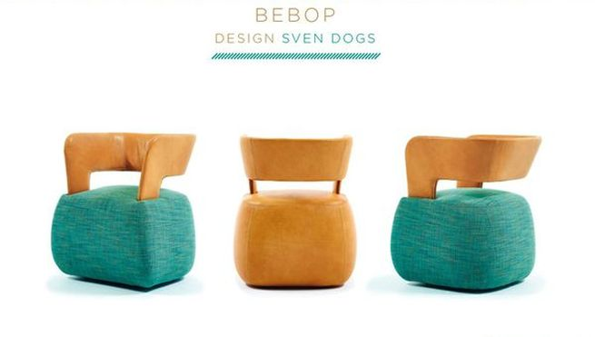 BEBOP armchair by Sven Dogs_1