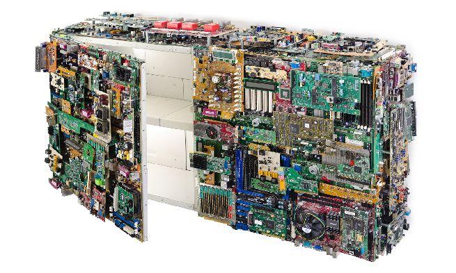 Binary Cabinet