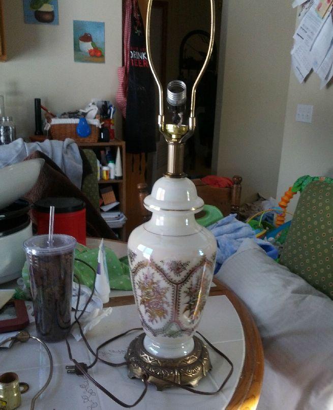 DIY lamp repair by Redditor_1