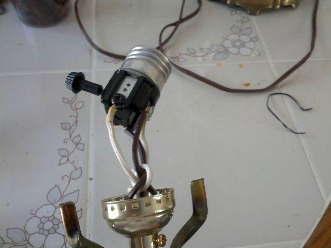 DIY lamp repair by Redditor_10