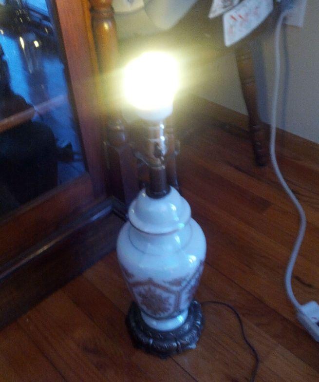 DIY lamp repair by Redditor_14