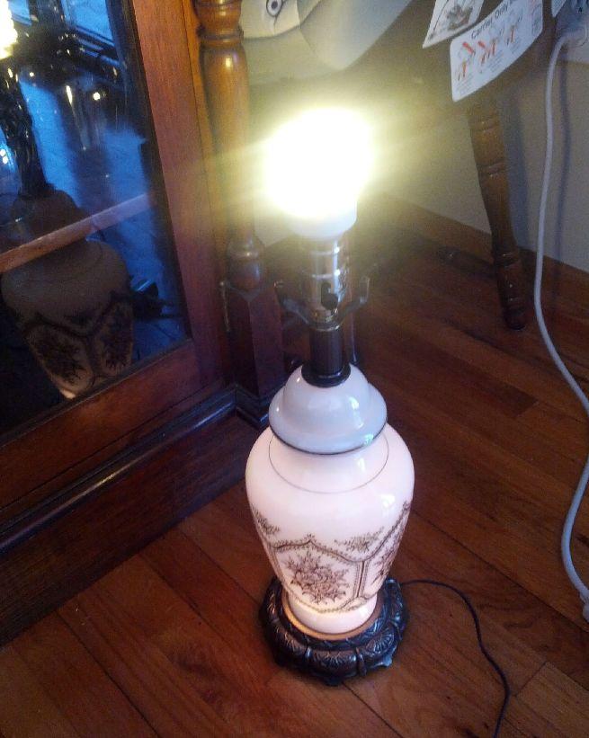 DIY lamp repair by Redditor_15