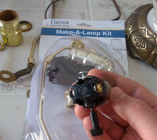 DIY lamp repair by Redditor_2