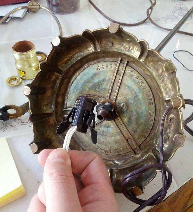 DIY lamp repair by Redditor_6