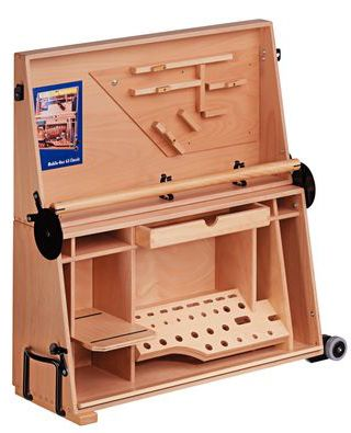 Mobile Box The Clever Hinged Toolbox By Domini Design