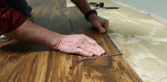 How to install resilient floor tiles_1