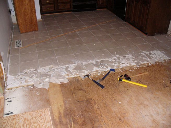 How to install resilient floor tiles_2