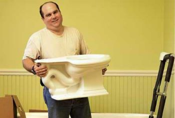 How to replace a toilet_1