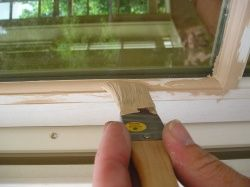 How to replace window glass_6