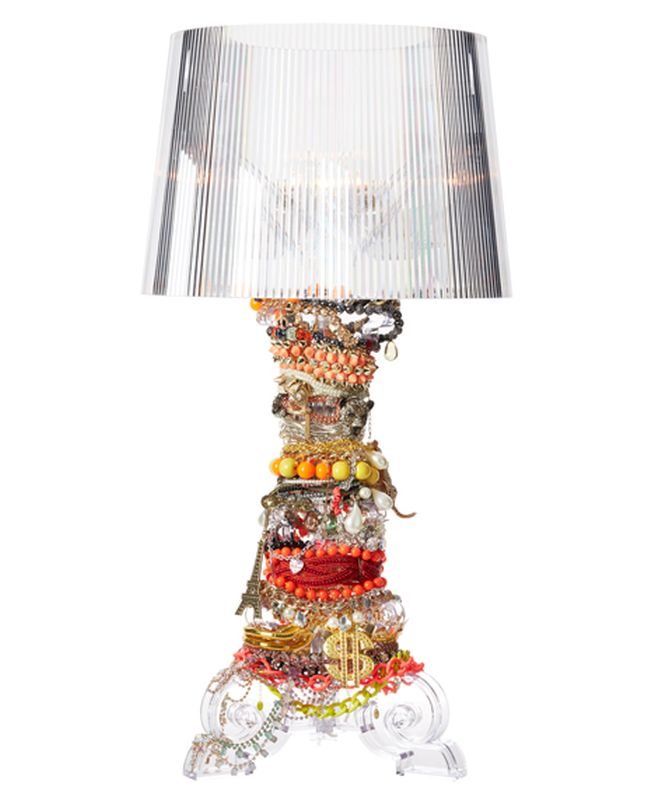Kartell's Bourgie lamp_1