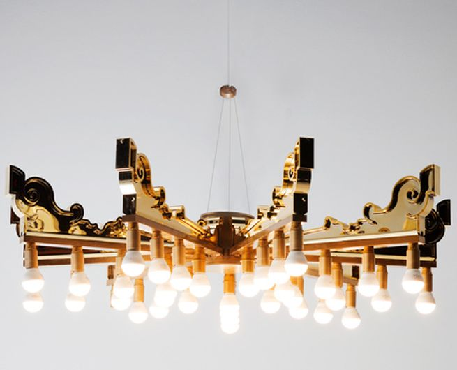 Kartell's Bourgie lamp_3