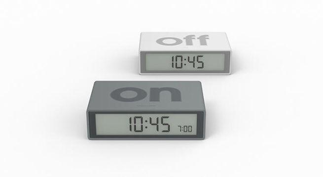 Lexon Flip On Alarm Clock by DesignWright_3