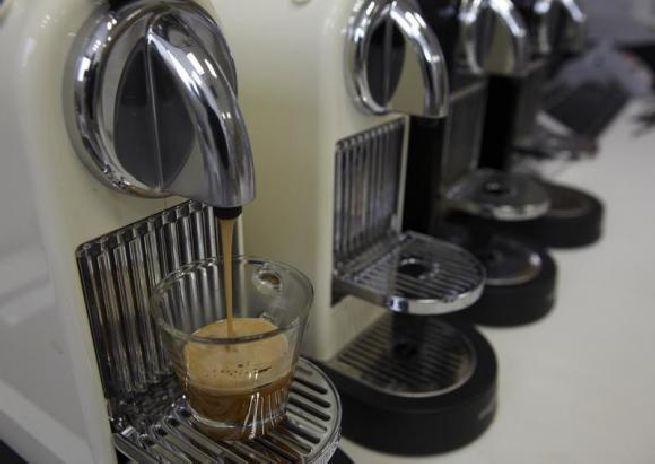 Nespresso large-cup coffee machine for North America