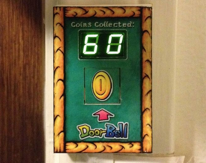 Super Mario Bros. Doorbell_1