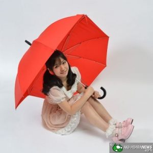 Thanko - 2-in-1 Niko-ichi Umbrella_1