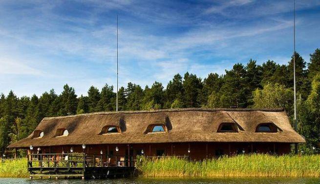 Wygonin Luxury Thatched Cottage