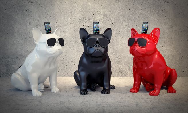 AeroBull iPod iPhone dock speaker_2