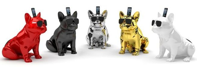 AeroBull iPod iPhone dock speaker_7