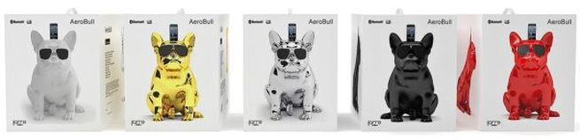 AeroBull iPod iPhone dock speaker_8
