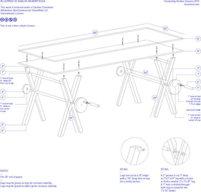 Analog Memory Desk by Kirsten Camara_6