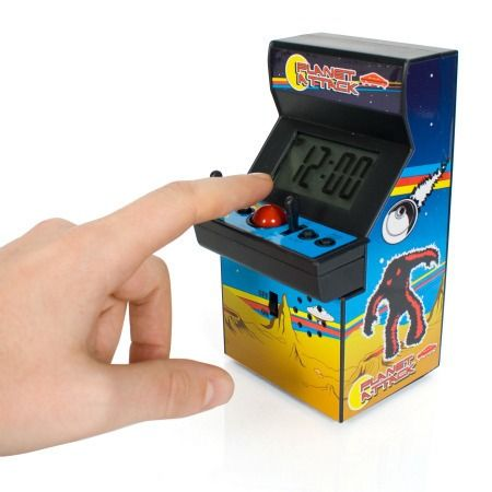 Arcade Alarm Clock_2