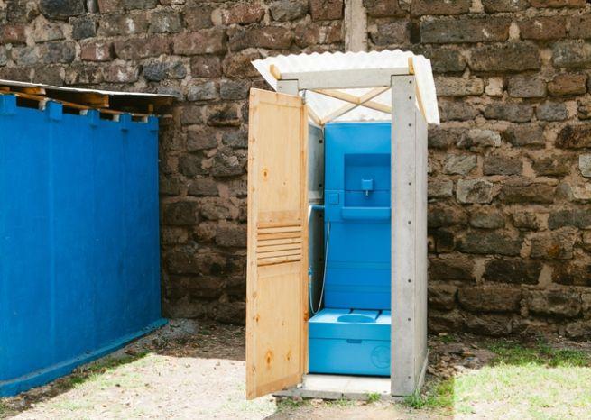 Blue Diversion toilet_1